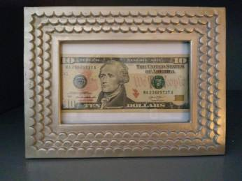 """First $10 earned as a """"gigging"""" pianist!"""